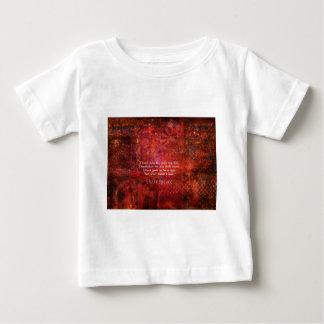 Cita romántica del AMOR de Shakespeare Camiseta