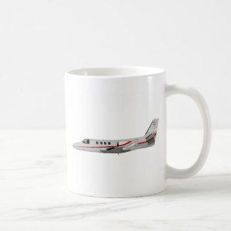 Citación II 397397 de Cessna 500 Taza De Café