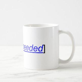 [citación necesaria] taza de café