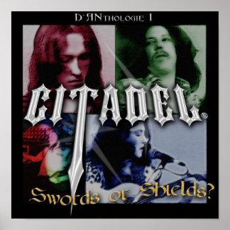 Citadel ® D'ANthologie 1 CD Poster