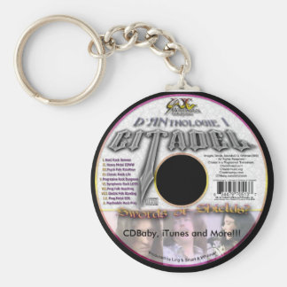 Citadel ® D'ANthologie CD Keychain