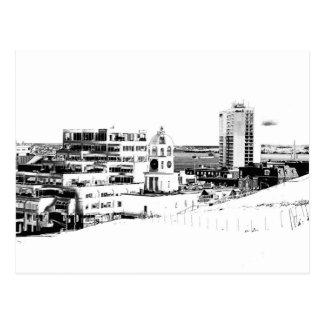 Citadel Hill 3 Postcard