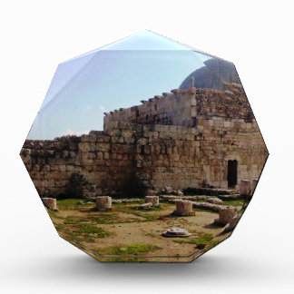 Citadel Monument Courtyard Acrylic Award