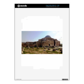 Citadel Monument Courtyard Decal For The iPad 2
