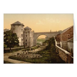 Citadel of Namur, Belgium Card