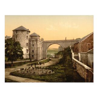 Citadel of Namur, Belgium Postcard