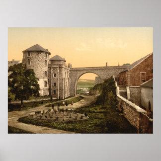 Citadel of Namur, Belgium Posters