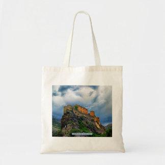 Citadelle de Corte, Corsica, France Tote Bag