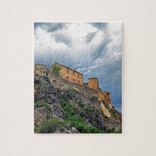 Citadelle De Corte France Castle Puzzles
