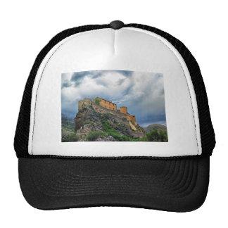 Citadelle De Corte France Landmark Historic Castle Trucker Hat