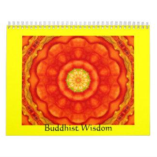 CITAS budistas de la sabiduría - calendario del