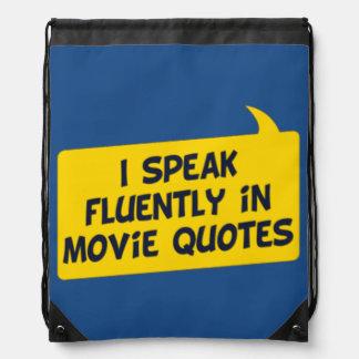 Citas de la película mochilas