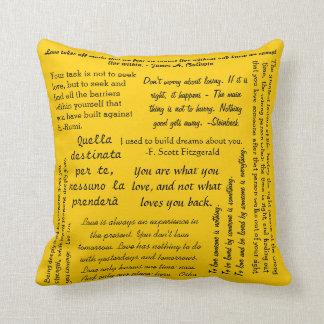 Citas del amor en la almohada - oro 6.18.14