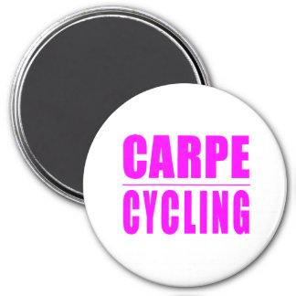 Citas divertidas de los ciclistas del chica: Ciclo Imanes