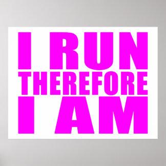 Citas divertidas de los corredores del chica: Me f Poster