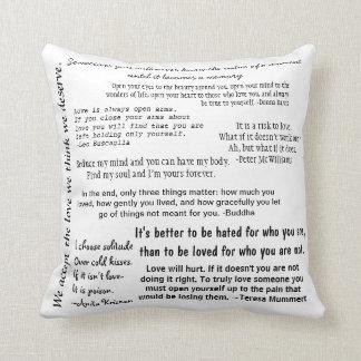Citas en la almohada del amor