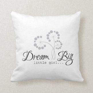 Citas grandes ideales de la niña para los chicas almohadas