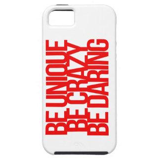 Citas inspiradas y de motivación iPhone 5 Case-Mate fundas