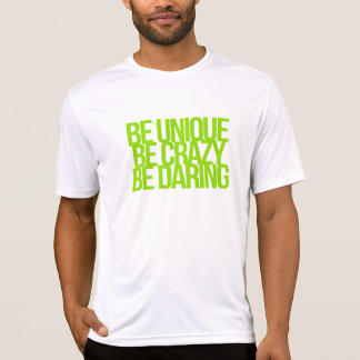 Citas inspiradas y de motivación camiseta