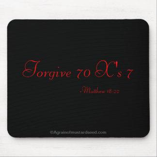 Citas religiosas mousepad