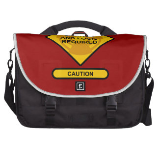 Citation and Logic Required Bag For Laptop