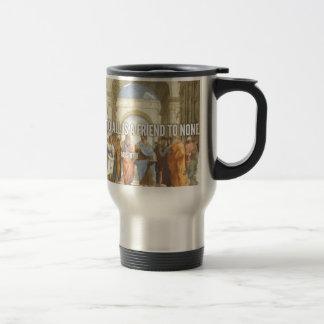 Citation: friend of all 15 oz stainless steel travel mug