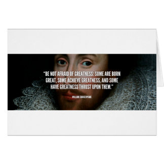 Citation greatness - Shakespeare