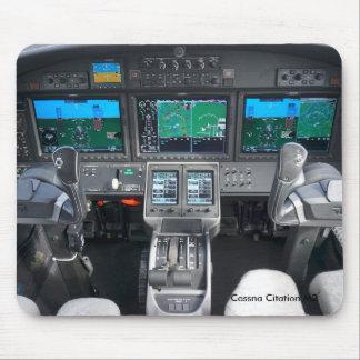 Citation M2 Cockpit Mousepad