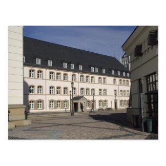 Cité judiciaire, Luxembourg Postcard