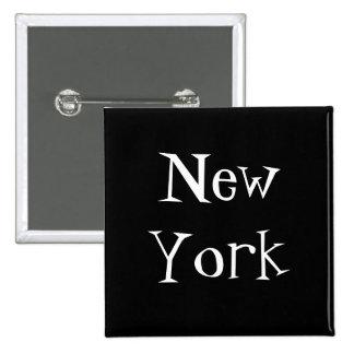 Citees - New York Pinback Button