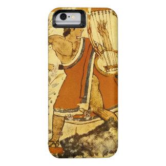 Cithera Player', Etruscan_Art de la antigüedad Funda iPhone 6