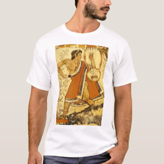 Cithera Player', Etruscan_Art de la antigüedad Playera