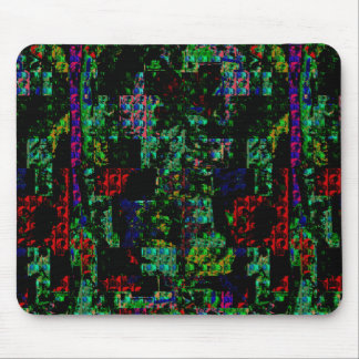 Citi Arcade Sparkle Spectrum Abstract FESTIVE GIFT Mouse Pad