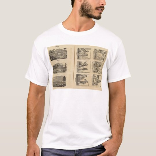 Cities, costumes T-Shirt