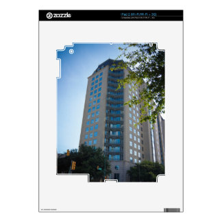 Cities Decal For iPad 2