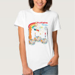 Cities of Imperious Tranquility Playera