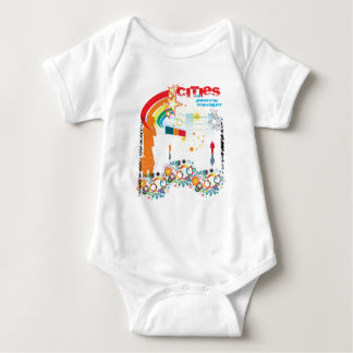 Cities of Imperious Tranquility T-shirts