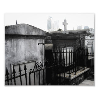 """Cities Of The Dead"" New Orleans Cemetery Photo"