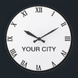 "Cities of the world clock Template<br><div class=""desc"">Add your cities name</div>"