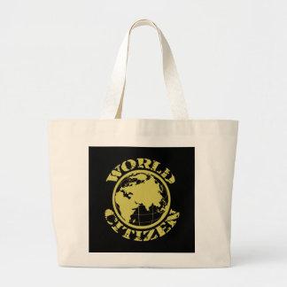 Citizen Jumbo Tote Bag