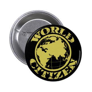 Citizen 2 Inch Round Button