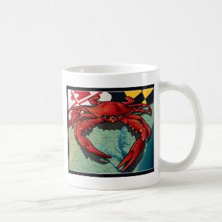 Citizen Crab of Maryland Coffee Mug
