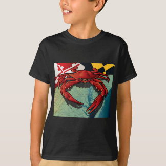 Citizen Crab of Maryland T-Shirt