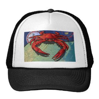 Citizen Crab of Virginia Trucker Hat