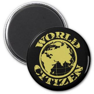 Citizen 2 Inch Round Magnet