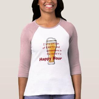 Citizen of Earth  women's T-shirt