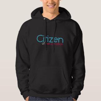 Citizen of nerdynation hoodie
