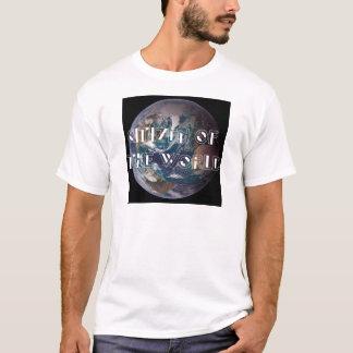 Citizen of the world Basic T-Shirt