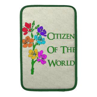Citizen Of The World MacBook Air Sleeve