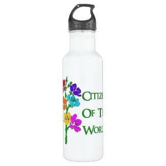 Citizen Of The World 24oz Water Bottle